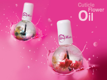 Flower Cuticle Oil